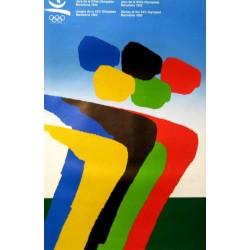 JUEGOS DE LA XXV OLIMPIADA BARCELONA 1992 -GAMES OF THE XXV OLYMPIAD. ARCADI MORADELL
