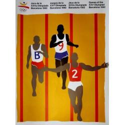 JUEGOS DE LA XXV OLIMPIADA BARCELONA 1992 -GAMES OF THE XXV OLYMPIAD. PATI NUÑEZ