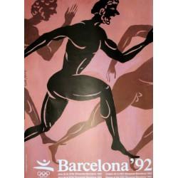 JUEGOS DE LA XXV OLIMPIADA BARCELONA 1992 -GAMES OF THE XXV OLYMPIAD. GIRALT MIRACLE
