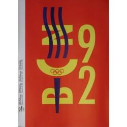 JUEGOS DE LA XXV OLIMPIADA BARCELONA 1992 -GAMES OF THE XXV OLYMPIAD. QUIM NOLLA