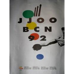 JUEGOS DE LA XXV OLIMPIADA BARCELONA 1992 -GAMES OF THE XXV OLYMPIAD. ALBERT ISERN