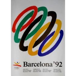 JUEGOS DE LA XXV OLIMPIADA BARCELONA 1992 -GAMES OF THE XXV OLYMPIAD. ONESIM COLAVIDAS