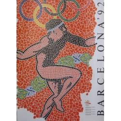 JUEGOS DE LA XXV OLIMPIADA BARCELONA 1992 -GAMES OF THE XXV OLYMPIAD. SAURA / TORRENTE