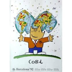 COBI. JUEGOS DE LA XXV OLIMPIADA BARCELONA 1992 -GAMES OF THE XXV OLYMPIAD. MARISCAL