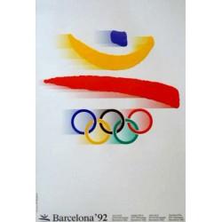 COBI. JUEGOS DE LA XXV OLIMPIADA BARCELONA 1992 -GAMES OF THE XXV OLYMPIAD. JOSEP Mª TRIAS