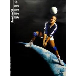JUEGOS DE LA XXV OLIMPIADA BARCELONA 1992 -GAMES OF THE XXV OLYMPIAD. VOLEYBALL