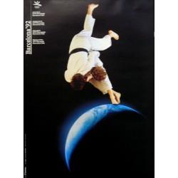 JUEGOS DE LA XXV OLIMPIADA BARCELONA 1992 -GAMES OF THE XXV OLYMPIAD. JUDO