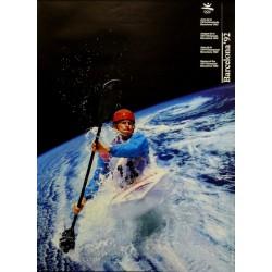 JUEGOS DE LA XXV OLIMPIADA BARCELONA 1992 -GAMES OF THE XXV OLYMPIAD. PIRAGÜISMO