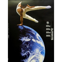 JUEGOS DE LA XXV OLIMPIADA BARCELONA 1992 -GAMES OF THE XXV OLYMPIAD. GIMNASIA