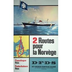 D.F.D.S. DELT FORENEDE DAMPSKIBS-SELSKAB, NATCH DEM NORDEN
