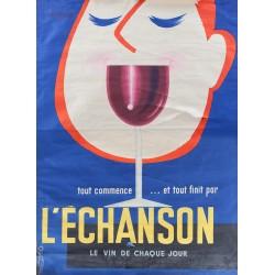 L'ECHANSON. LE VIN DE CHAQUE JOUR