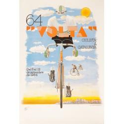 64 VOLTA CICLISTA A CATALUNYA 1984. I. VENTURA 48 / 125