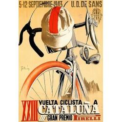 XXIII VUELTA CICLISTA A CATALUÑA 1943