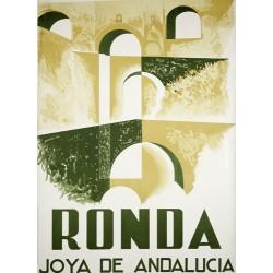 RONDA. LA JOYA DE ANDALUCIA