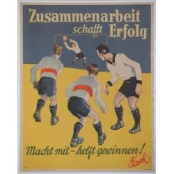 ZUSAMMENARBEIT SCHAFFT ERFOLG. MACHT MIT-HELFT GEWINNEN!