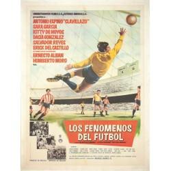 LOS FENOMENOS DEL FUTBOL. 1964
