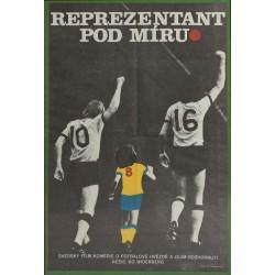 REPREZENTANT POD MIRU (Representate de la paz). 1976