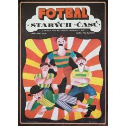 FOTBAL STARYCH CASU. 1973