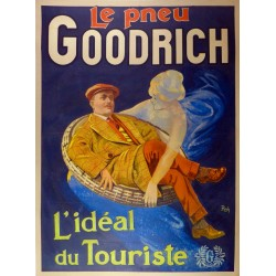 PNEU GOODRICH L'ideal touriste...