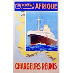 CHARGEURS REUNIS CTE OCCIDENTALE D' AFRIQUE...