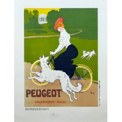 PEUGEOT (CYCLES ) VALENTIGNEY - DOUBS