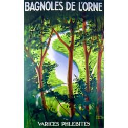 BAGNOLES De l'ORNE VARICES - PHEBLITES...
