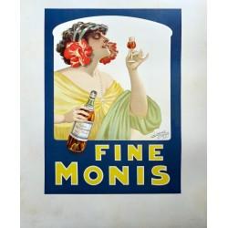FINE MONIS (COGNAC)...