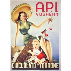 CIOCCOLATO - TORRONE A.P.I. VOGHERA