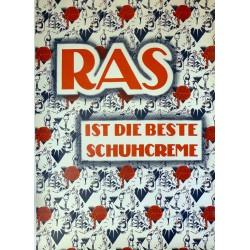 RAS IST DIE BESTE SCHUHCREME...