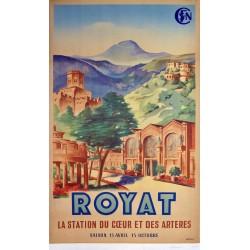 ROYAT LA STATION DU COEUR ET DES ARTERES...
