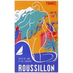 ROUSSILLON PAYS DE JOIE ET DE LUMIERE...
