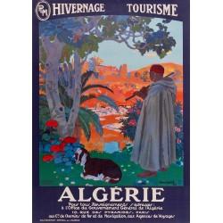 PLM. ALGERIE. HIVERNAGE TOURISME...