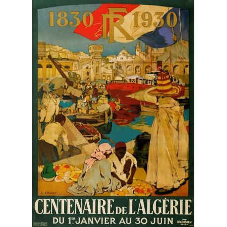 CENTENAIRE ALGERIE 1830-1930...