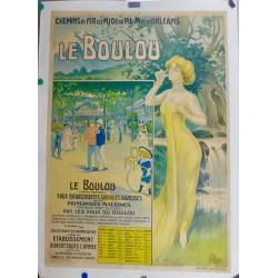LE BOULOU EAUX BICARBONATTES...