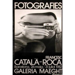 FOTOGRAFIES FRANCESC CATALÀ-ROCA 1982