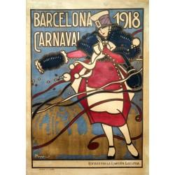 CARNAVAL 1918. BARCELONA