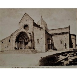 ANCONA. La Cattedrale. Dedicata a S. Ciriaco (X o XI secolo)