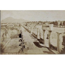 NAPOLI, Foro civile di Pompei.