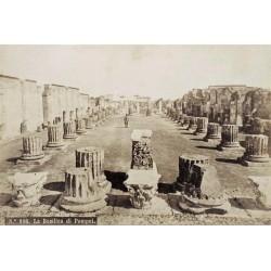 NAPOLI, La Basilica di Pompei.