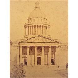 PARIS, Le Panthéon Ca. 1860