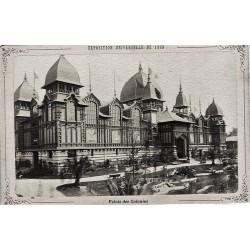 PARIS, Exp. Universelle de 1889.Palais des Colonies. N.D. Phot.