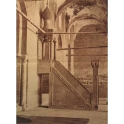 EL CAIRE, Char de la Mosquée el Barkouk