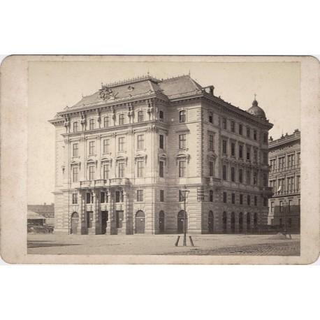 WIEN, Casa de banquero Wertheim. KRAMER Oskar Phot.