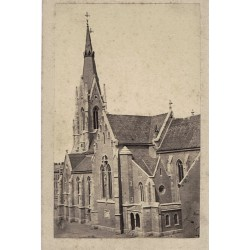 WIEN, Iglesia de Sta. Isabel. ANGERER A & V Phot.