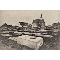 NUREMBERG, St. Johanniskirchhof