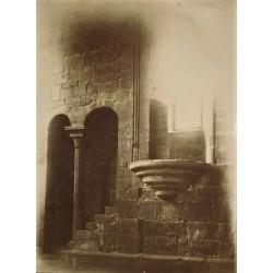 POBLET (TARRAGONA), Interior de la iglesia