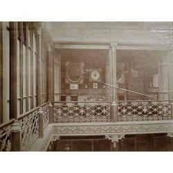 BARCELONA, Interior Banca Arnús. Planta 1ª