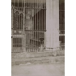 BARCELONA, Capilla de la Virgen de la Penña. Catedral