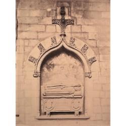 BARCELONA, Sarcófago Catedral Barcelona