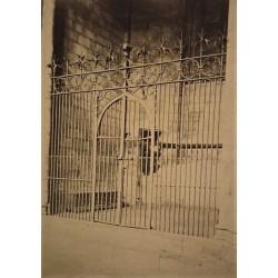 BARCELONA, Puerta de Capilla Catedral Barcelona